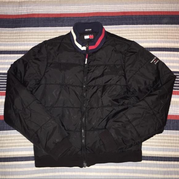 e2c7e605 Tommy Hilfiger Jackets & Coats | Authentic Puffer Jacket | Poshmark